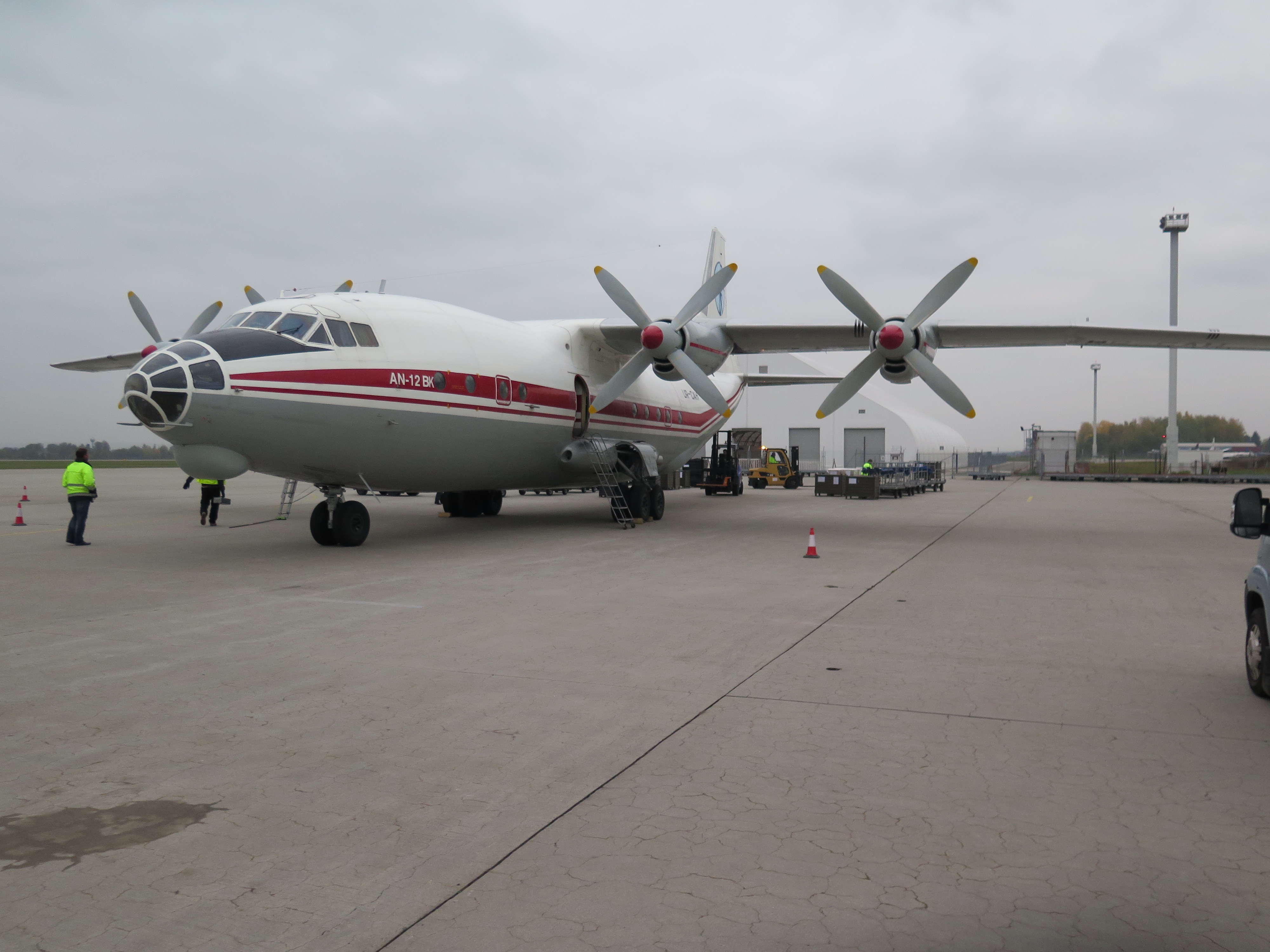 Letecká přeprava / Air Transport