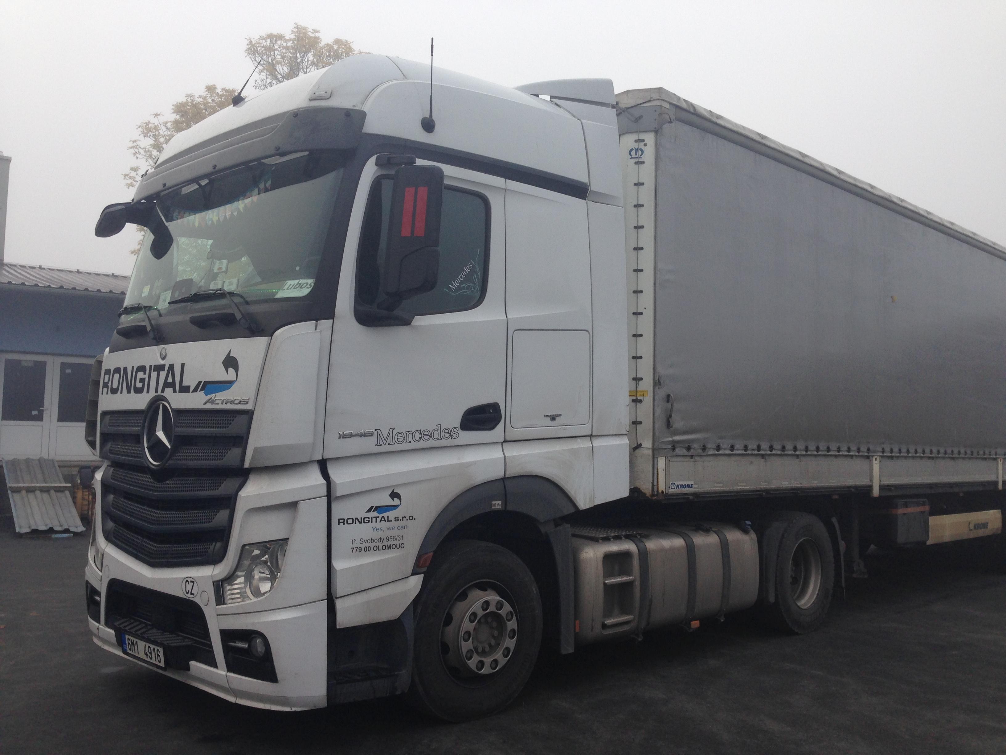 Silniční přeprava / Road Transport